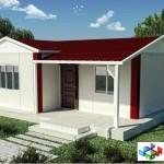 Prefab Houses 001L