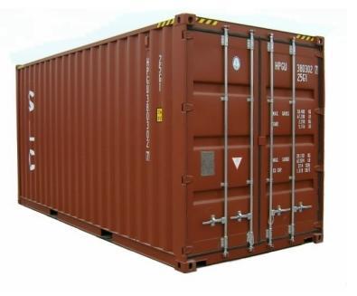 20 foor container