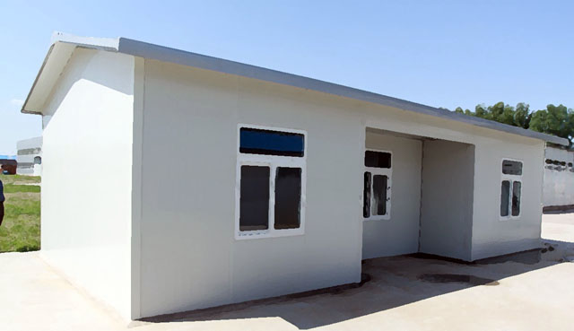 Prefabricated-House